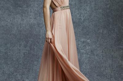 Reem Acra Pre Fall 2015: Con estos vestidos de fiesta seguro te verás divina… ¡Créelo!