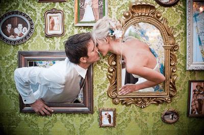 So teilen Sie Hochzeitsfotos auf Ihrer Hochzeitshomepage von Zankyou