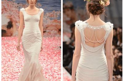 Estilo boho nos vestidos de noiva Claire Pettibone 2013