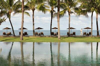 13 hôtels à Bali pour une lune de miel exotique!