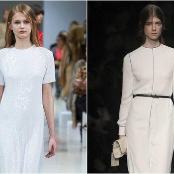 París Fashion Week: ideas para vestidos de novia. ¡Inspírate!