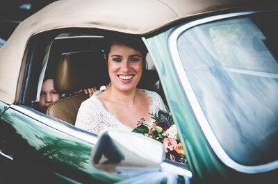Het ritje van je leven: de do's en don'ts van trouwvervoer