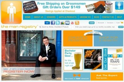 Be a Better Groom with The Man Registry