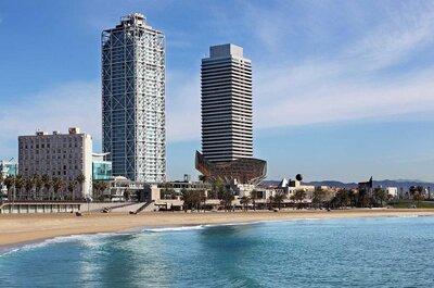 Los 9 mejores hoteles para bodas en Barcelona