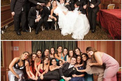 Penteado da noiva: aposte no coque clássico ou moderno