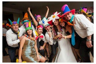 Las 10 mejores tiendas de cotillón para bodas en Santiago de Chile