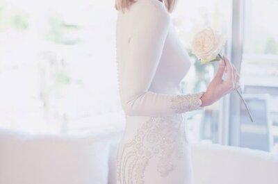 As celebridades que deram o nó em 2014: as noivas!