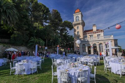 20 of the Most Luxurious Venues in the South of France for Your Destination Wedding