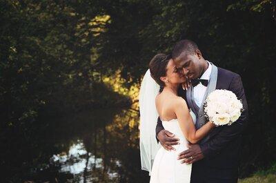 Marine et Luc : Un sublime mariage romantique en plein air dans le Loir-et-Cher
