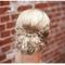 Trenzas, el peinado must para las novias con estilo - Foto Amanda Thomsen