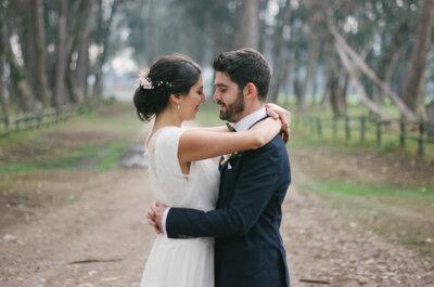 El matrimonio de Andrea y Macarena: Conexión perfecta