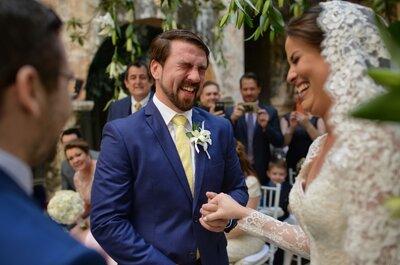 Cómo sorprender a tu novio el día de la boda. ¡Te damos increíbles ideas!