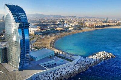 Los 7 mejores lugares para una boda en la playa en Barcelona