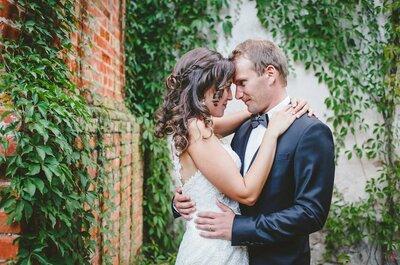 Como planificar o dia do casamento: 5 truques infalíveis