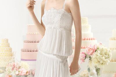 Faixas para vestidos de noiva são tendência 2015