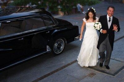 La entrada de la novia en la iglesia: 6 consejos para lidiar con el estrés