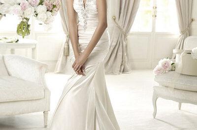 10 vestidos vintage de la nueva colección de Pronovias