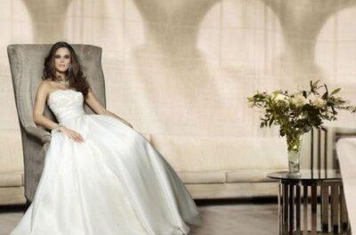 UK's Leading Luxury Bridal Designer Caroline Castigliano to Launch in the US