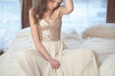 Encantadores vestidos de novia 2014 de Truvelle