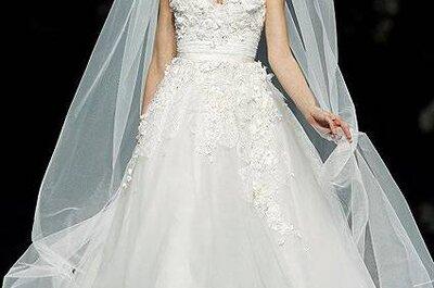 Colecção de vestidos de noiva Elie Saab para Pronovias 2013