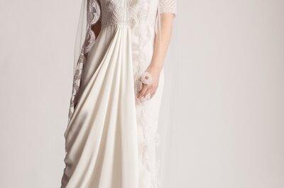 40 vestidos de noiva para grávidas 2016: lindas e radiantes!
