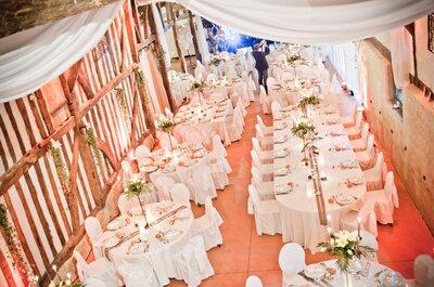 Un mariage chic à la campagne au Manoir de Champ Delaunay
