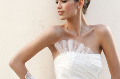 Picking the Right Strapless Wedding Dress for You