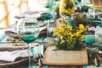 Decoração de casamento com orquídeas: um toque de charme, elegância e delicadeza no seu grande dia!