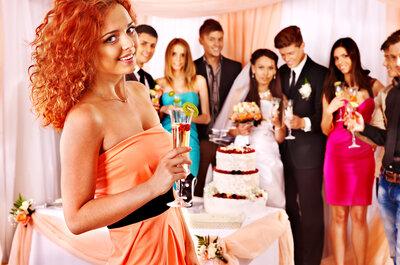 5 perfekte Ausreden, um die Teilnahme an einer Hochzeit abzusagen