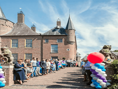 Real Wedding van Benjamin en Justin bij Kasteel Heeswijk!