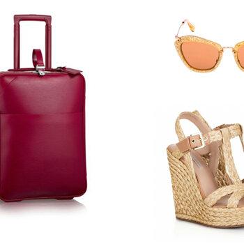50 Ideen, die in Ihrer Reisetasche für die Flitterwochen nicht fehlen dürfen!