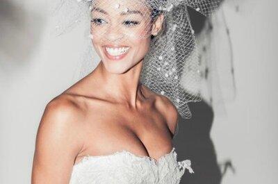 8 consejos para elegir el escote de tu vestido de novia