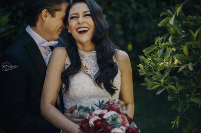 Solo basta tu nombre: La boda de Giovis y Lalo