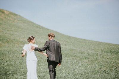 Hochzeit nur zu zweit - 5 Gründe, die dafür sprechen