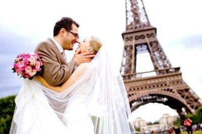 Heiraten in Paris - romantischer geht es nicht!