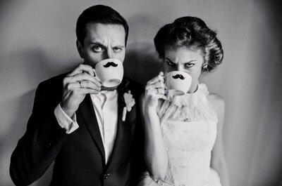 Обмани меня: 12 случаев, когда гости на свадьбе немного привирают!