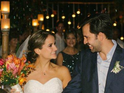 La boda de Juanita y Sebastián: un amor es para todos los días