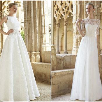 Raimon Bundó: Un homenaje con sus más hermosos vestidos de novia