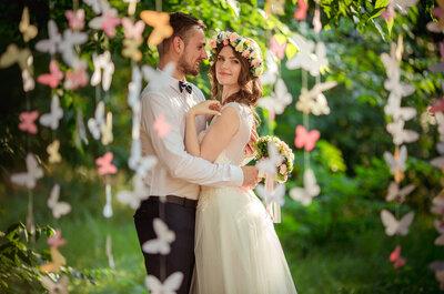 Ocho tendencias cool que harán que tu boda sea absolutamente inolvidable