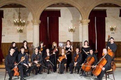 Por qué contratar una orquesta para tu fiesta de bodas