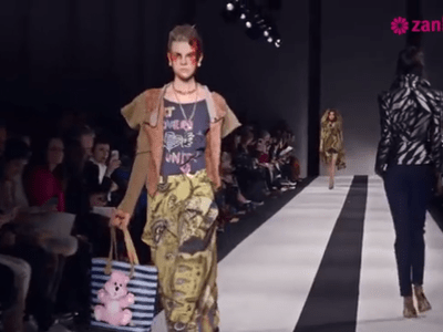 Die neue Kollektion von Vivienne Westwood bei der London Fashionweek 2015