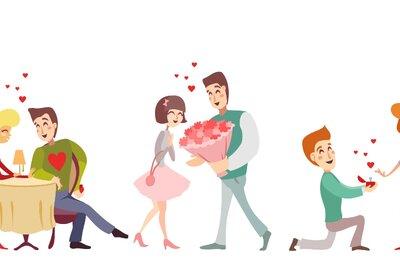 7 originelle Tipps, wie Sie einen unvergesslichen Heiratsantrag machen! Machen Sie den ersten Schritt