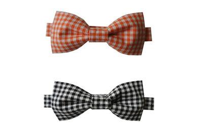 On dit OUI aux cravates et aux noeuds papillon originaux pour votre futur époux!