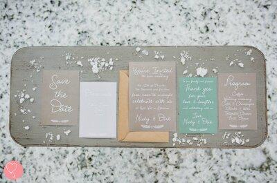 Voorkom deze veel gemaakte fouten op je trouwkaart!