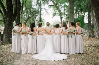 5 pasos para ser la dama de boda ¡perfecta!: Descubre el secreto