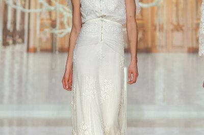 Top 20: seleção de vestidos de noiva Barcelona Bridal Week 2013