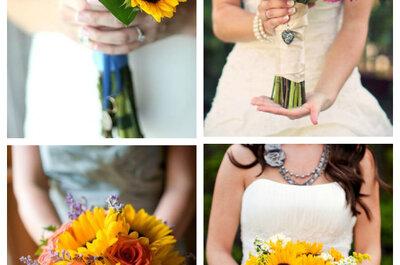 Jesienne bukiety ślubne: tych kwiatów nie może w nich zabraknąć