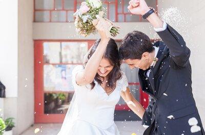 6 coisas que esquecerá se não contar com a ajuda de um wedding planner no seu casamento
