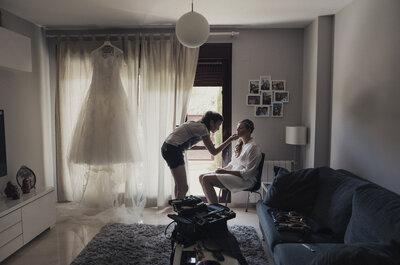 La boda de Lana y José en emotivas fotografías, por Sergio Gisbert
