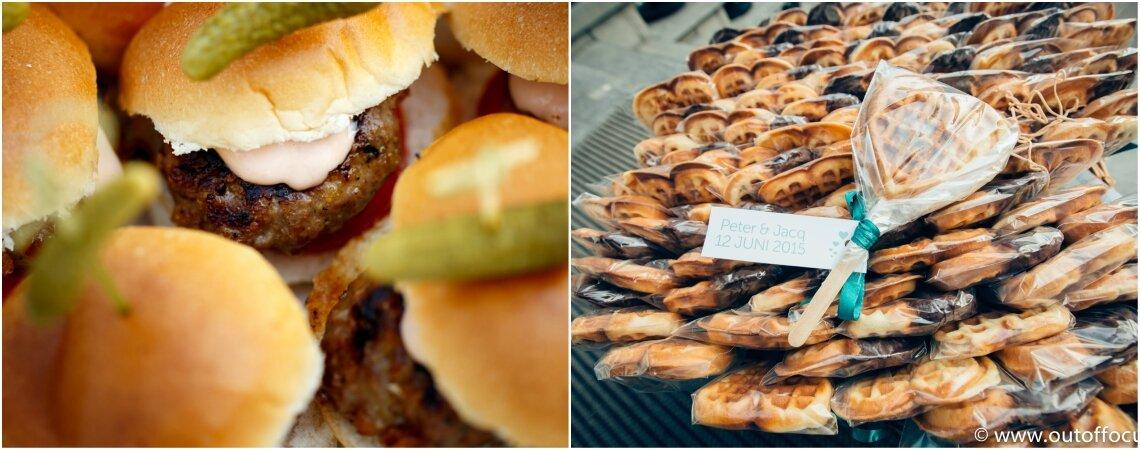 Midnight snack: wat geef je de gasten mee aan het eind van het feest?